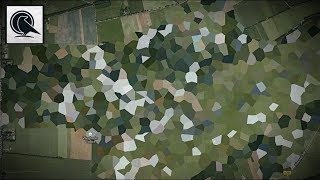 De Zwarte Vlek van Google Maps - Jeannette Island
