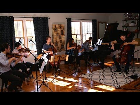 Clarity - Zedd (Cello + Piano + String Cover) - Brooklyn Duo feat. Dover Quartet