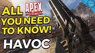 Havoc Energy Rifle - All You Need To Know! (Apex Legends)