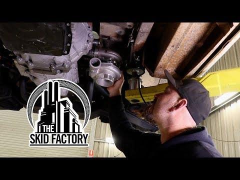 THE SKID FACTORY - Barra Powered Bedford Van [EP6]