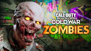 OFFICIAL BLACK OPS COLD WAR ZOMBIES REVEAL LIVE!!!