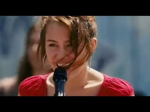 "Hannah Montana - Miley Cyrus ""The Climb"" (Subtitle in Spanish)"