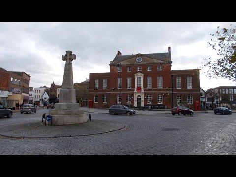 Taunton Town Centre!