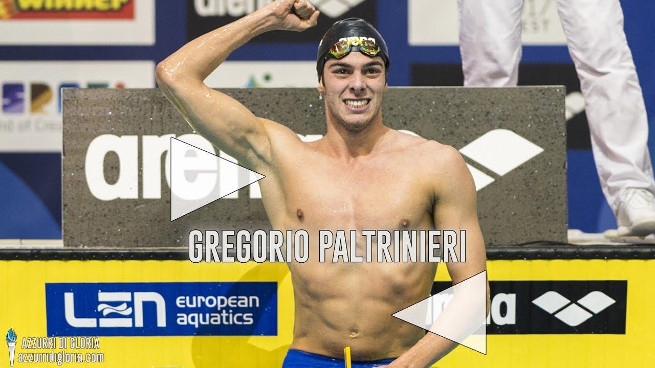 Biografie Olimpiche Gregorio Paltrinieri Youtube
