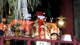東大寺「修正会」声明