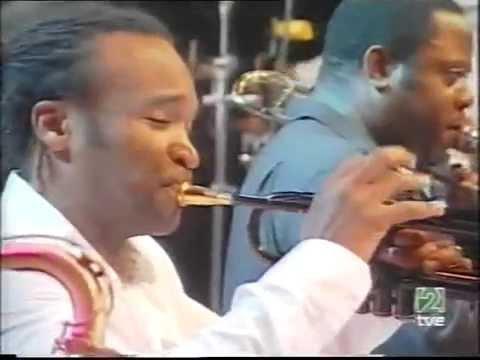 Jazz Jamaica - I Want You Back (Jazzaldia 2006)
