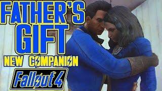 Fallout 4 - FATHER BRINGS NORA BACK - Immersive Nora Companion Mod w Quest