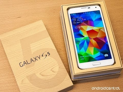 replica perfeita samsung unboxing galaxy s5 clone perfect 1:1