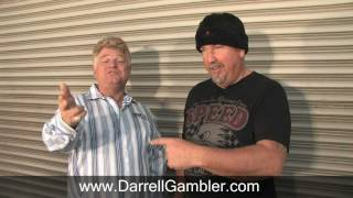 "Dan Dotson of American Auctioneers Visits Darrell ""The Gambler"" at his Warehouse"