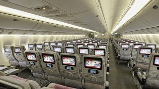 World's Best ECONOMY Class Airline from Skytrax 2015-2016
