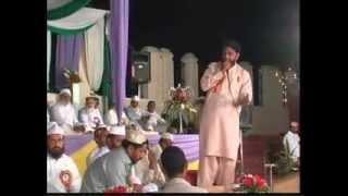 very famous darood sahrif hafiz muhammad usman qadri bhakkar mehfil e naat 2014