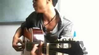 Lớp học guitar HGN. Cảm ơn nhé tình yêu - Cover by Lâm.