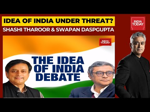 Independence Day 2020 Special: Idea Of India Debate | Shashi Tharoor & Swapan Dasgupta Exclusive