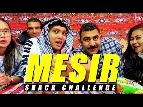 SNACK CHALLENGE MESIR !