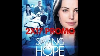 Saving Hope Season 2 Episode 17 Promo Twinned Lambs