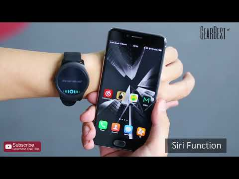 Ticwatch 2 Smartwatch ( IOS Android Compatible) - Gearbest.com