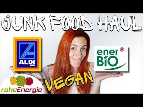 Vegan Junk Food Haul