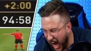 LAST MINUTE TOR sorgt für RAGE & VERZWEIFLUNG!😱   Tisi Schubech Fifa 19 Stream Highlights
