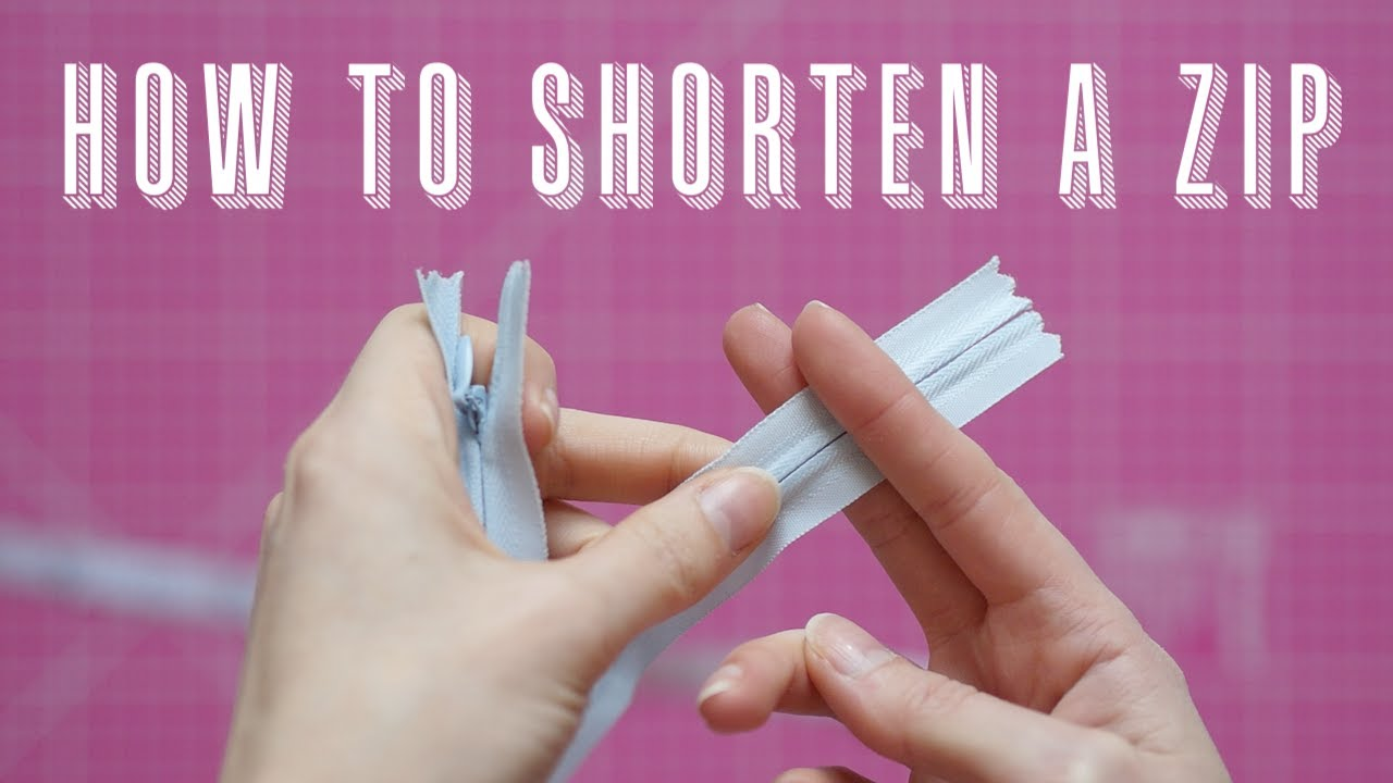 How to Shorten a Zip | Quickest Method!