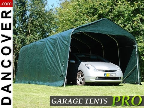 Portable Garages / Garage Tents PRO From Dancover