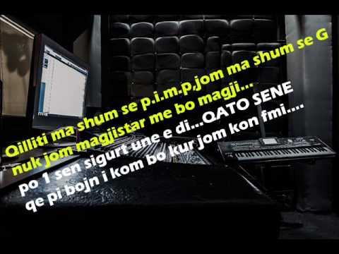 Young Ghetto - Jom i Veqant (With Lyrics)