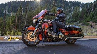 Essai Harley Davidson CVO Street Glide 114