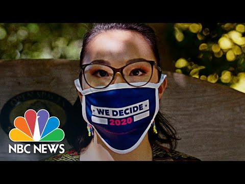 See The Generational Changes In Asian America's Politics‌ | NBC News
