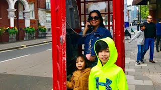 Our Trip To London, England