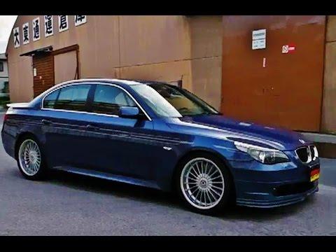 Bmw Alpina B5 E60 Quick Look Youtube