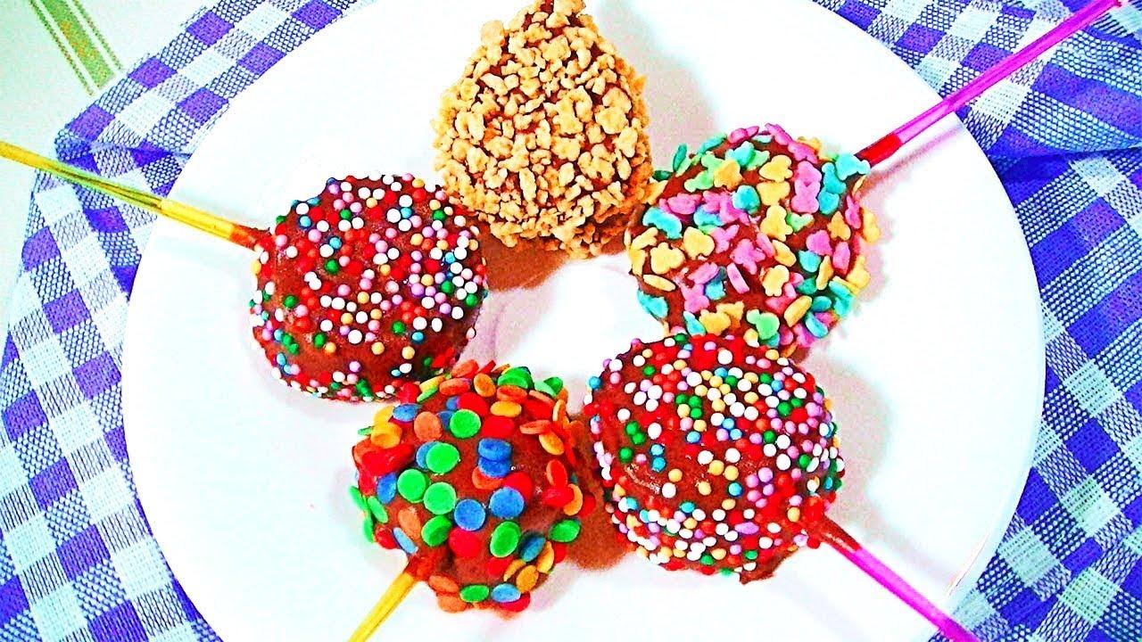 Детские сладости быстро вкусно