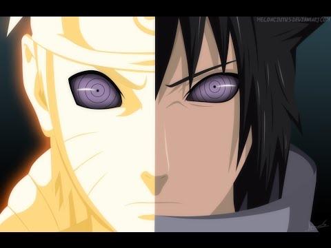 Rikudou Naruto Vs. Sasuke Uchiha Final Fight- Naruto Shippuden - AMV