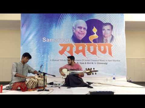 Raga Rageshri- Sarod - Roopak Naigaonkar