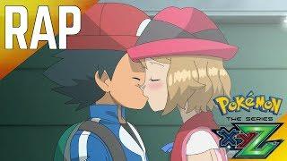 ❤😍 Amigos De La Infancia RAP 😍❤    Ash y Serena    Frikirap    CriCri :D