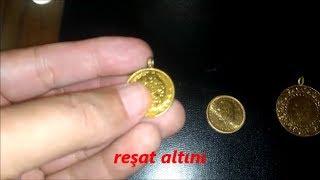 reşat altını kaç gram cumhuriyet altını kaç gram tam altın kaç gram