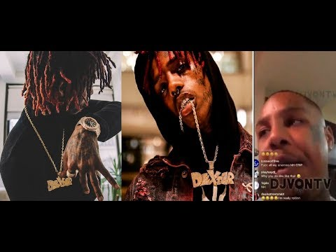 LA Goon Claims that Famous Dex will buy his chain back from him He Demands Cash & Free Verses