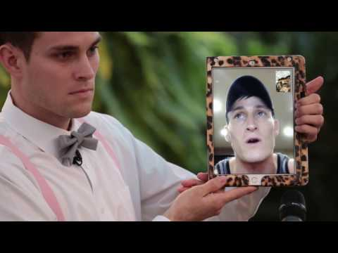 Soldier Surprises Couple On Wedding Day Alisha + Shaun Wedding Video