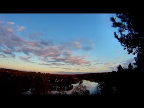 Sony HDR AS20 Timelapse - Wait for the Moon