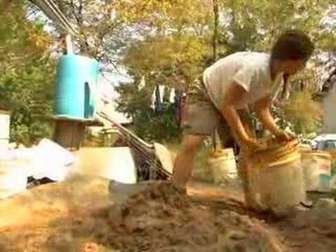 Natural Building How-To: Making Earthen Plaster (PART 1)