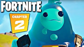 FORTNITE Chapter 2 Gameplay New Map + Weapons (Season 11)