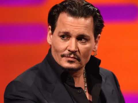 Johnny Depp    Damn Your Eyes