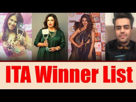 ITA Awards winner list: Nakuul Mehta, Jenniffer Winget, Ekta Shine | FilmiBeat