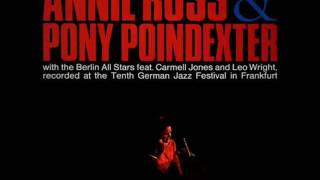 Annie Ross & Pony Poindexter - Jumpin