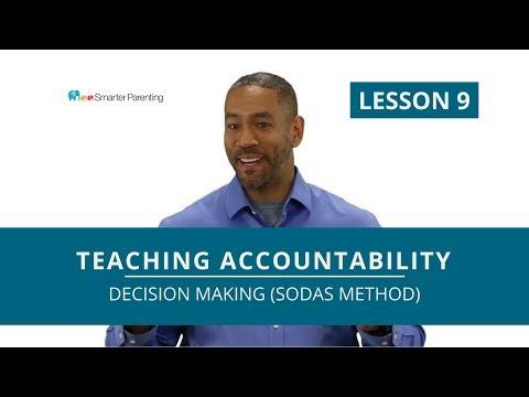 Decision Making (SODAS Method) - Helping Children Make Better Decisions