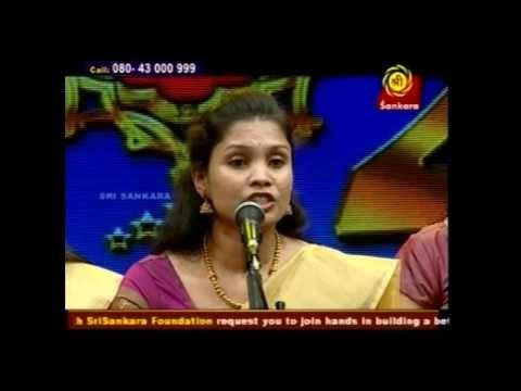 Kasi kasi by Raga Ranjani in Bhajan Samraat Season 2