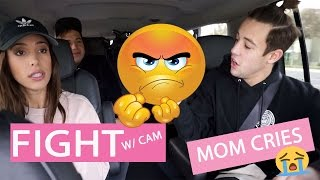FIGHT WITH CAMERON + MOM CRIES I SIERRA DALLAS