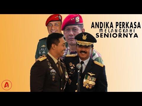 TNI General Andika Perkasa was elected as Army Chief of Staff