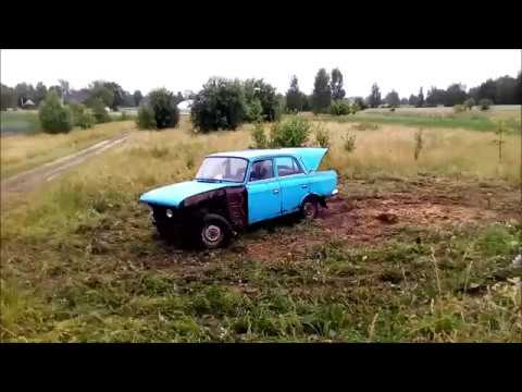 Moskvich 412 drift...