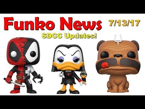 Funko News - July 13, 2017