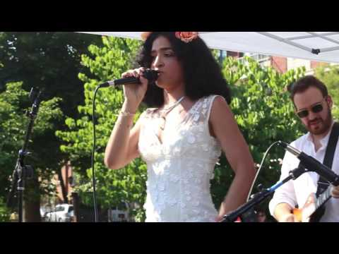 Jules and the Jinks- Harlem Arts Festival 2016