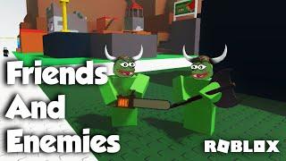 ROBLOX Mortem Metallum - Friends and Enemies